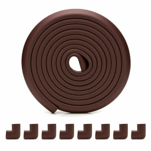Edge Safety Corner Guards, Table Proofing Foam for Baby Safety, 16 ft Edge 8 Pcs