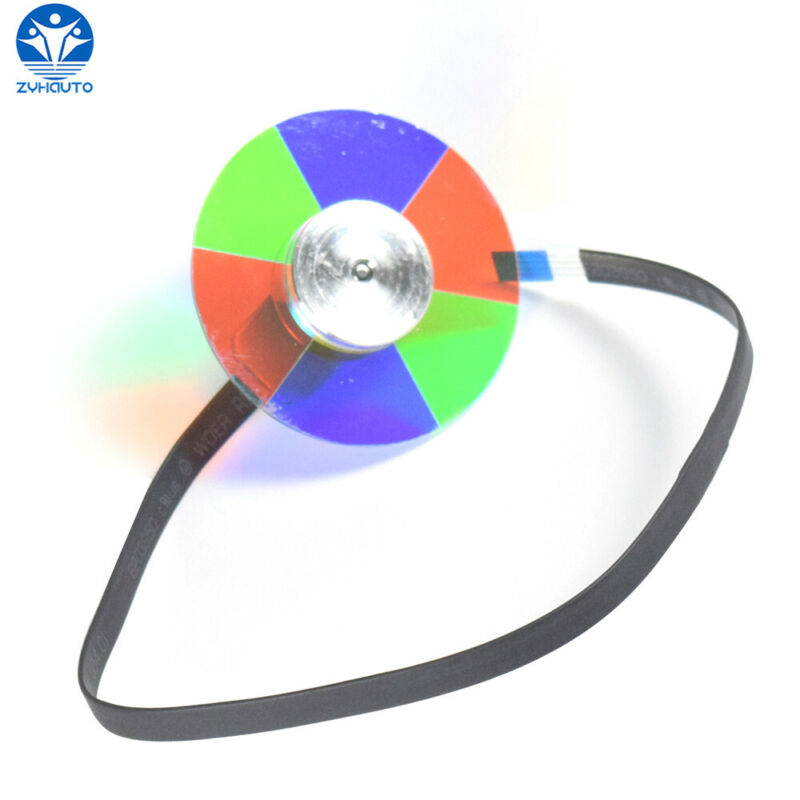 Color Wheel Fit For MITSUBISHI Projector WD-65738 WD 65738 WD 73738 WD 82738 US
