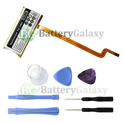 New Replacement Battery for Apple iPod 7th Gen Classic 120GB 160GB + Tool Kit