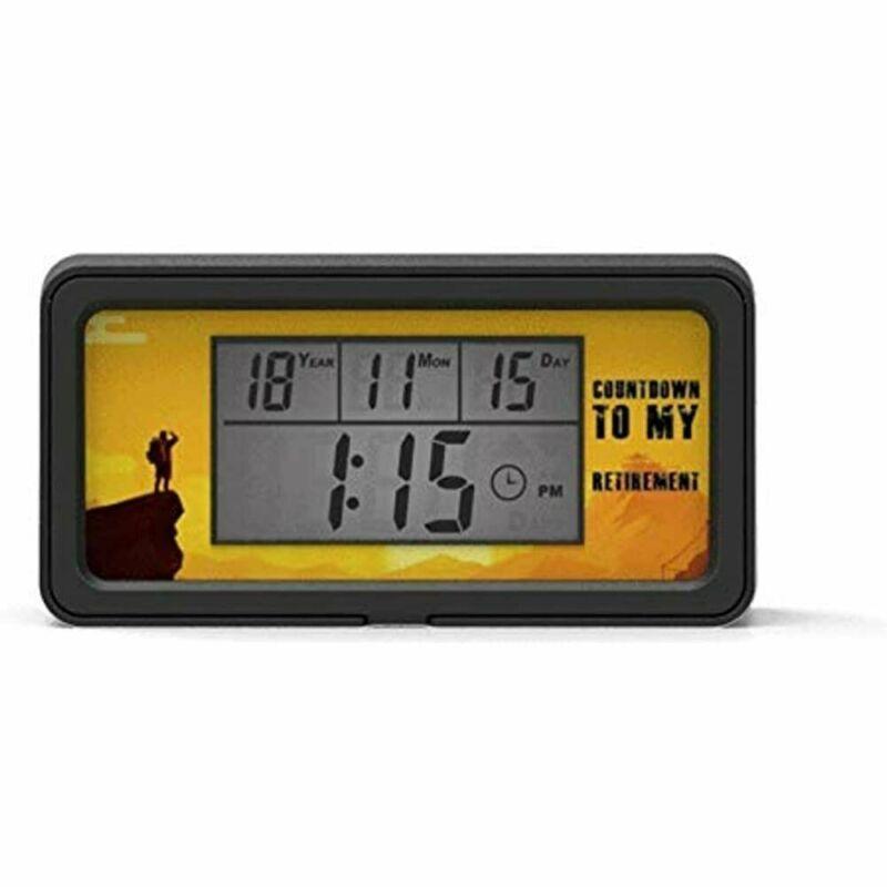 RL-HM200B Digital Countdown Days Timer Down DIY For Vacation Retirement Birthday