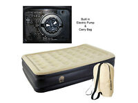 INFLATABLE SINGLE BED ELECTRIC AUTOMATIC INFLATABLE