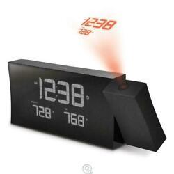 Oregon Scientific Projection Alarm Clock Weather Monitor LCD Screen