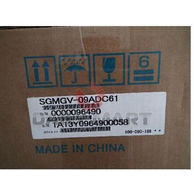 Brand New Yaskawa Sigma Sgmgv-09adc61 850w Ac Dc Servo Motor Drive 200v 850w