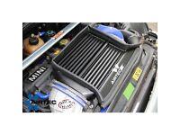 Airtec Intercooler, Oil Cooler, Radiator Upgrade - Northern Ireland Distributor