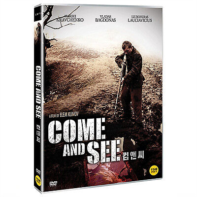 Come And See / Elem Klimov, Aleksey Kravchenko (1985) - DVD new