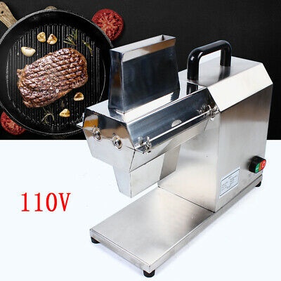 Electric Meat Tenderizer Commercial Stainless Steak Machine Kitchen Equipment
