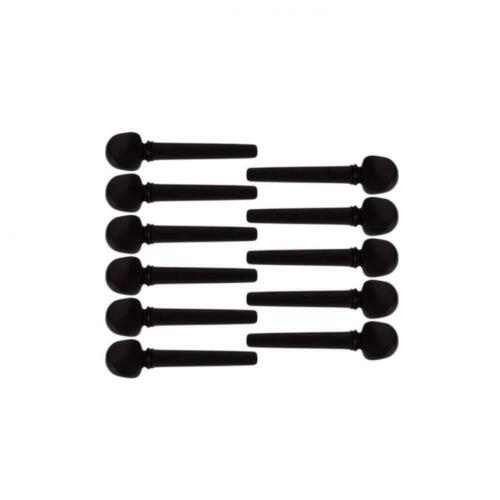 11 PCS Professional Ebony Peg For Oud Ud EOB-111