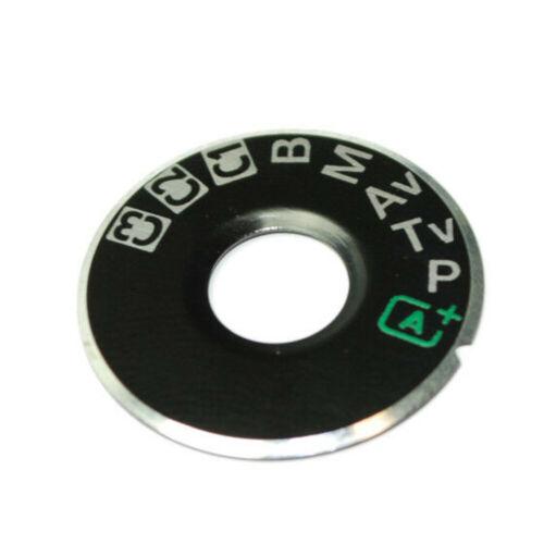 Dial Mode Plate Interface Cap for Canon 5D Mark III Original OEM Part Repair