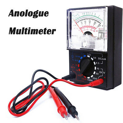 Yx 1000a Analogue Multimeter Voltimeter Electrical Analog Tester Meter Ac Dc New