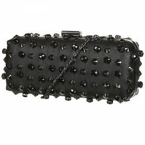 Zara Black Studded Bag