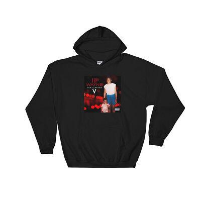 Carter Sweatshirt - Lil Wayne Tha Carter 5 Hoodie Hooded Sweatshirt Hip Hop Rap merch Weezy New
