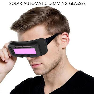 Pro Solar Anti-glare Auto Darkening Welding Mask Eyes Goggle Welder Glasses