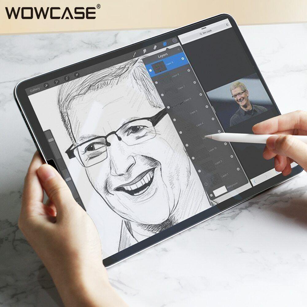 WOWCASE Paperlike Screen Protector Matte Anti Glare Painting