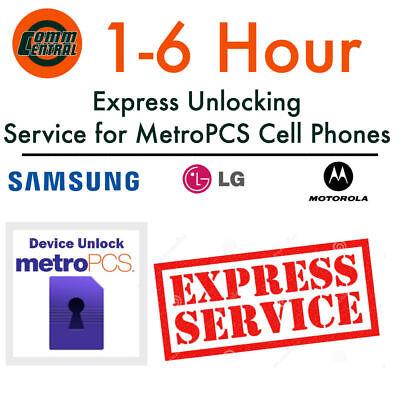 EXPRESS LG Metro PCS Device Unlock App Aristo 2 X210MA MP260 Leon Stylo 3 4 K20