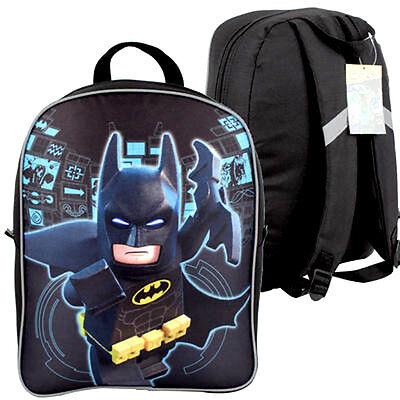BATMAN DC LEGO COMICS Kids Boys School 15.5