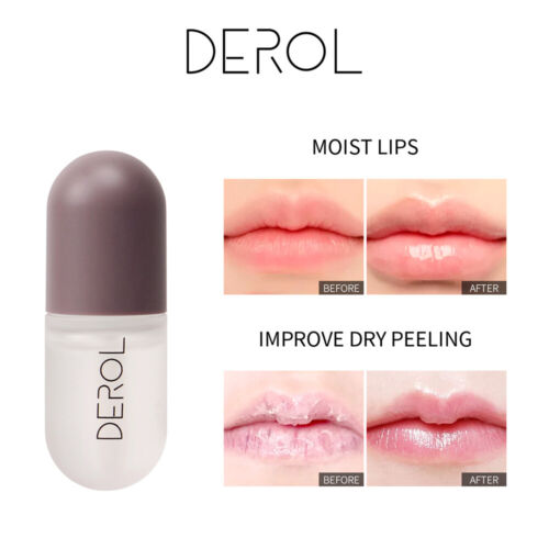 Natural Lip Plumper Lip Enhancer Lip Plumping Balm Moisturizing Lip Gloss Health & Beauty