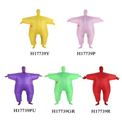 Adult Inflatable Full Body Costume Suit Blowup Halloween Fancy Dress Party Gifts (Halloween Blowups)