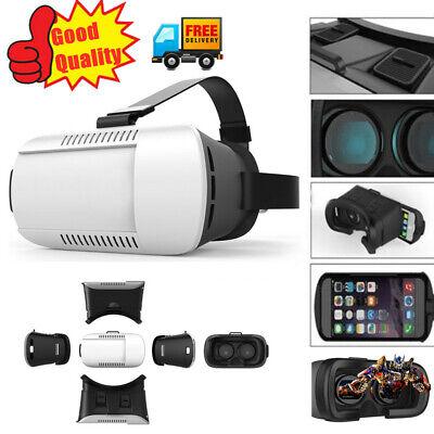 """3D-VR-Brille Mit Google Cardboard-Kopfhalterung FüR Smartphones Mit 4,7~ 6.0"""""""