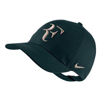 Nike RF Heritage 86 Cap - Petrol/Cream - Federer - Free P&P