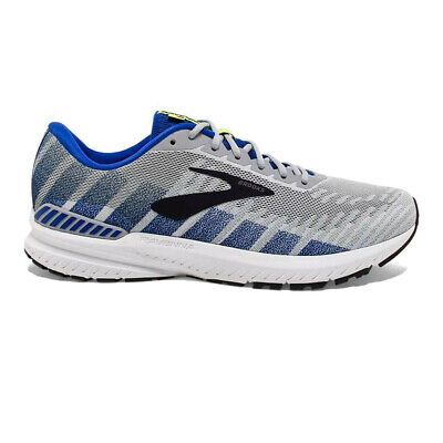 Brooks Mens Ravenna 10 Running Shoes Trainers Sneakers White Sports Breathable