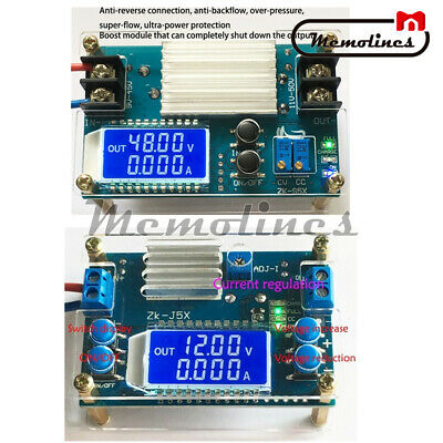 5a Dc-dc Boost Buck Step-updown Constant Voltage Current Power Supply Module