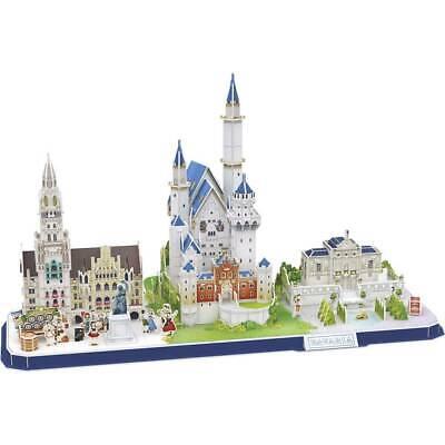Revell 00143 Bayern Skyline 3D-Puzzle