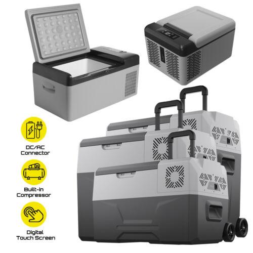 Electric Cooler Portable Refrigerator Freezer Compact Car Fridge For RV Boat Car