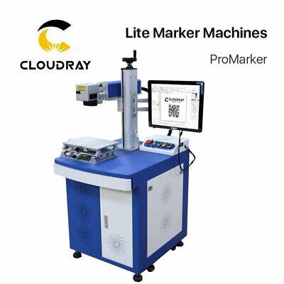 Fiber Laser Marking Machine Raycus Max Ipg Marking Metal Stainless 20w 30w 50w