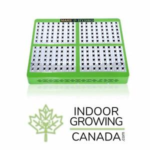 Mars Hydro LED Grow Lights - Indoor Hydroponic and Soil Growing | IndoorGrowingCanada.com