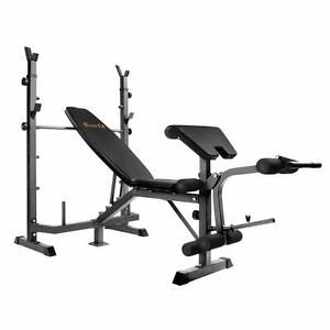 Multi-Station Weight Bench Press Fitness Weights Kellyville Ridge Blacktown Area Preview