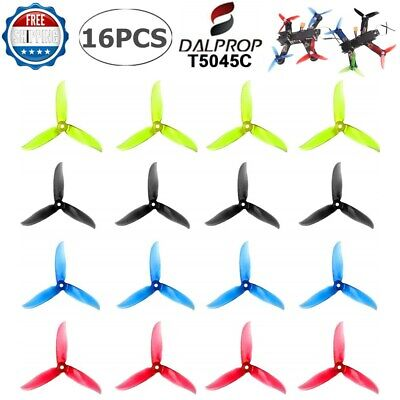 16Pcs 3 Blade 5 Inch CW CCW Propellers Props For 200 210 230 250 FPV RC Drone UK