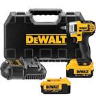 DEWALT Lithium-Ion (Li-Ion) Battery Included Impact Wrenches