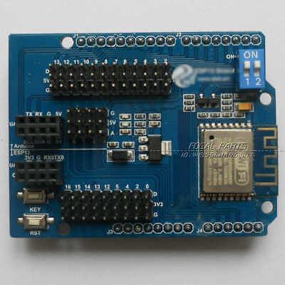 Esp8266 Esp-13 Web Sever Serial Wifi Shield Board Module For Arduino Uno R3 N177