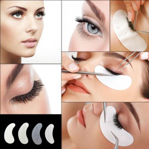 1/10Pairs Under Eye Gel Patch Lint Free Eyelash Pad Lash Extension Beauty Tools