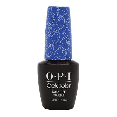 OPI GelColor Hello Kitty Collection GCH90 - My Pal Joey Brand New Hello Kitty Pal
