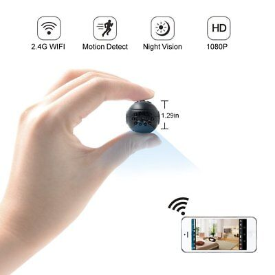 Telecamera Spia, Mini Camera Wifi LXMIMI Telecamera Nascosta HD Spy (t3P)