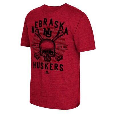 Nebraska Graphic - Nebraska Cornhuskers NCAA Adidas