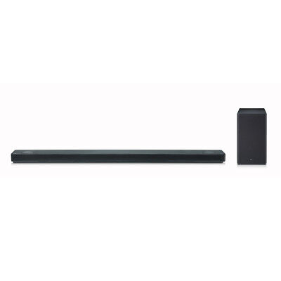 LG SK10Y 5.1.2-Channel Hi-Res Audio Soundbar with Dolby Atmos - (SK10Y)