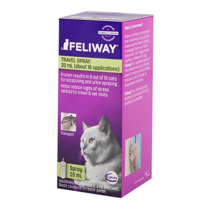 Feliway Travel Spray - 20 mL