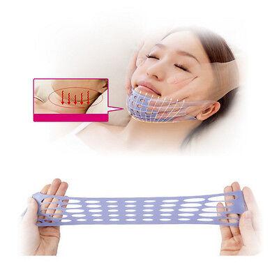 Face Shaping Belt Facial Slimming Fat Burning Face-lift Mask Massage Slimmer TOP