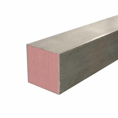 303 Stainless Steel Square Bar 2 X 2 X 48