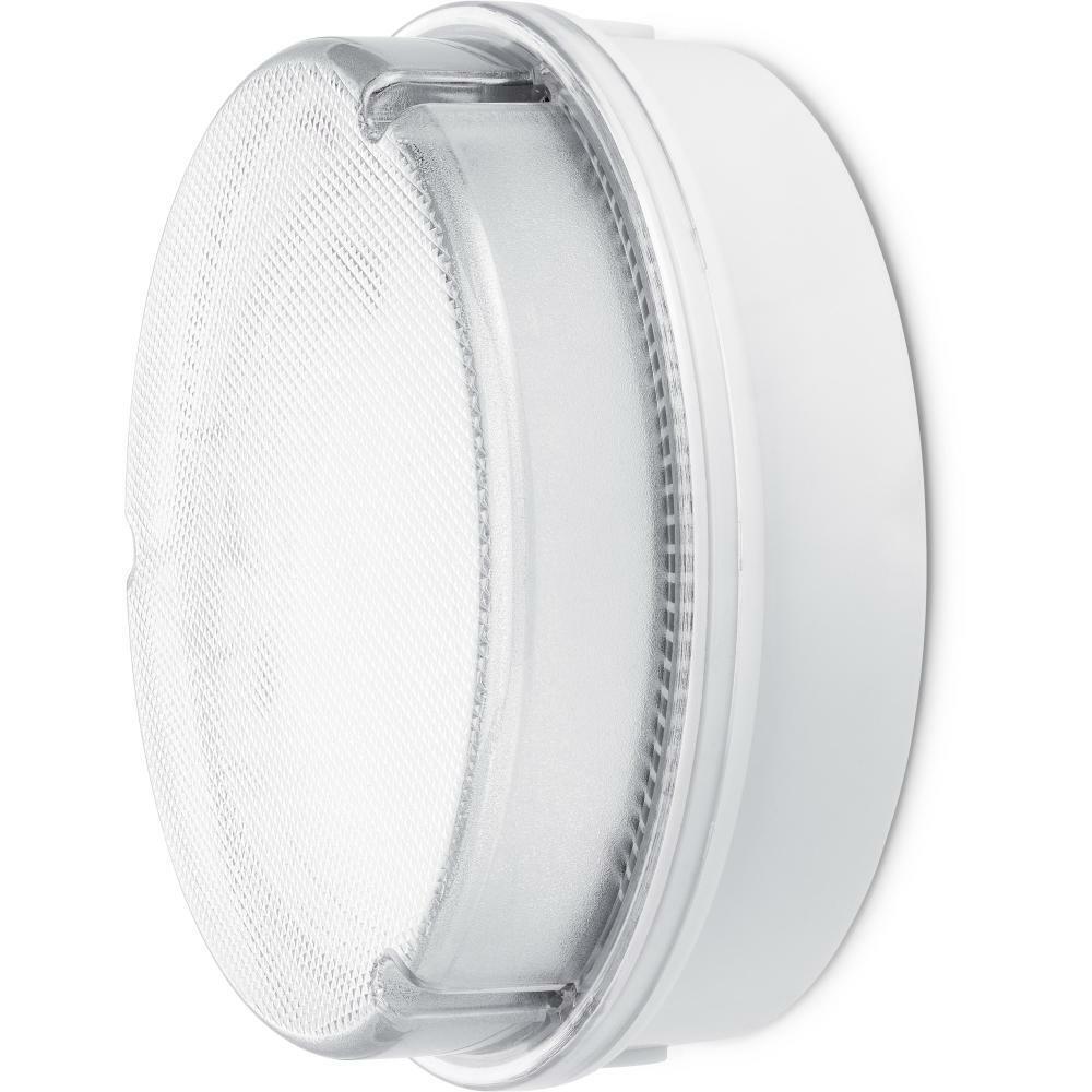 Jcc Radialed Utility 21w Led Bulkhead Ip65 Bathroom Light Ceiling White 4000k Ebay