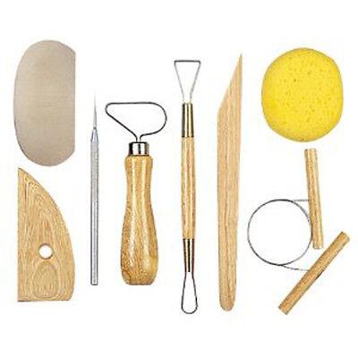 2 sets 8-Piece Pottery Tool Set -