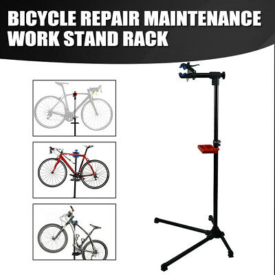 Aluminum Cycle Pro Mechanic Bicycle Repair Stand Rack