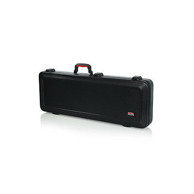 Ata Electric Bass (Gator Cases TSA ATA Molded Electric Bass Guitar Protective Travel Hard)