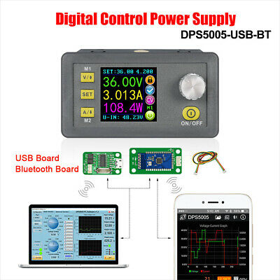 Dps5005 Communication Function Constant Voltage Step-down Power Supply Module