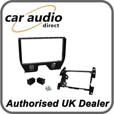 Connects2 CT23CT11 Double DIN Facia Plate Fitting Kit for Citroen DS3 2009/>