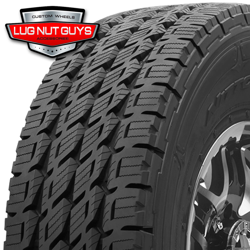 Nitto Dura Grappler >> Details About 2 Nitto Dura Grappler 265 70r17 Tire 265 70 17 4 Ply 113s