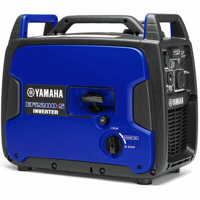 Yamaha Ef2200is - 1800 Watt Inverter Generator W Rv Outlet- New Carb Compliant