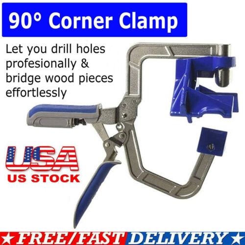 US Woodworking Corner Clamp for Kreg Jigs and 90° Corner Jo